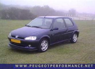 Peugeot 106 Sport 1.4 (1998)