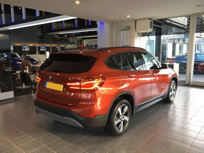 BMW X1 sDrive18d Corporate Lease Edition (2018)