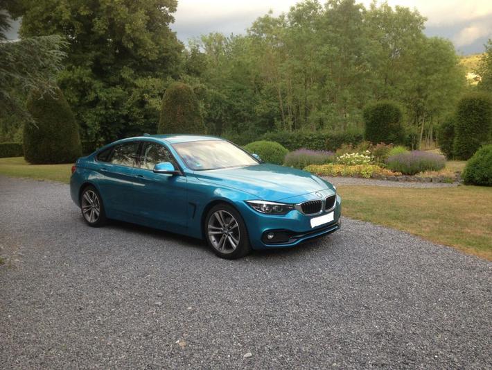BMW 420i Gran Coupé (2019)