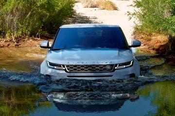 Prijskaartjes voor Range Rover Evoque plug-in