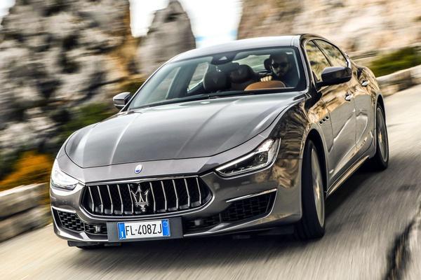 Rij-impressie: Maserati Ghibli
