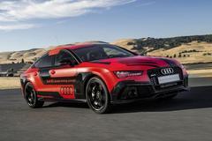 Audi zet volgende stap met RS7 Piloted Driving