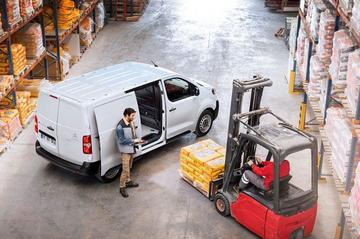 Citroën e-Jumpy: opladen en volladen