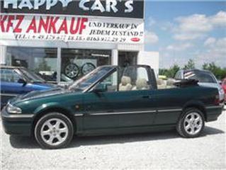 Rover 214 Cabriolet (1995)