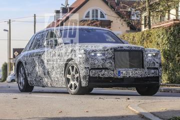 Beter in beeld: nieuwe Rolls-Royce Phantom