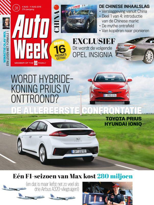 AutoWeek 31 2016