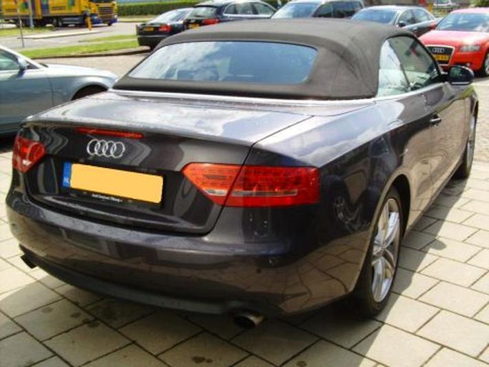 Audi A5 Cabriolet 2.0 TFSI 180pk Pro Line (2010)