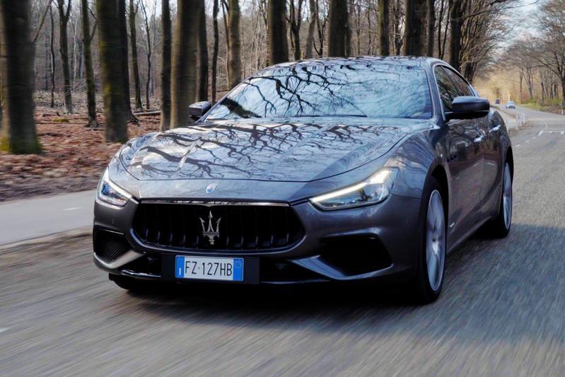 Test: Maserati Ghibli Hybrid