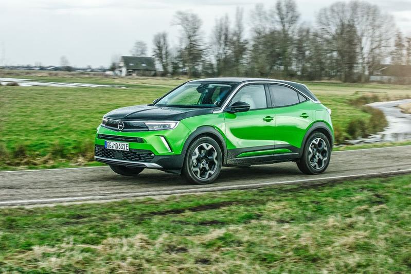 Test: Opel Mokka-e