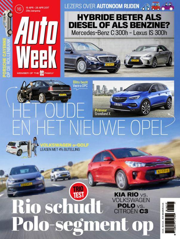 AutoWeek 16 2017