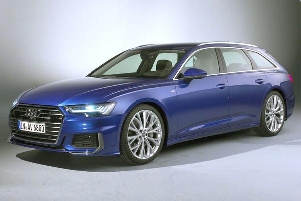 Video: Onthulling Audi A6 Avant - Special