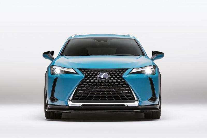Lexus LC Inspiration Concept en UX 250h By Clark I