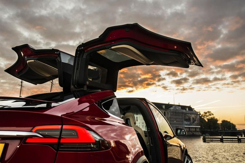 Tesla Model S en Model X