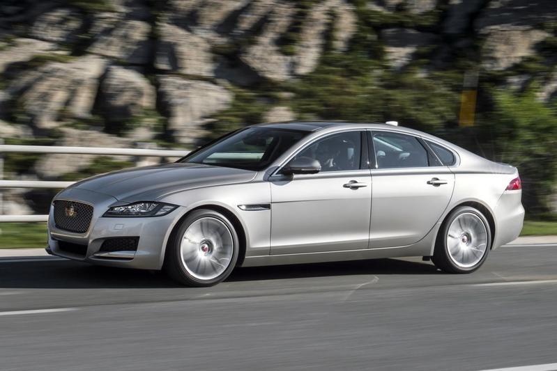 Gereden: Jaguar XF