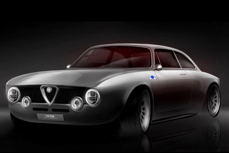 Totem Automobili Alfa Romeo Junior