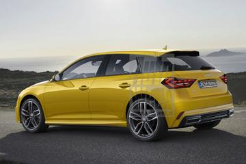Blik to the Future: Audi A1