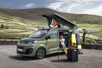 Citroën SpaceTourer Rip Curl Concept naar IAA