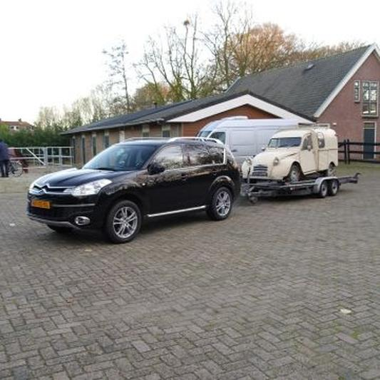 Citroën C-Crosser 2.2 HDiF Exclusive (2008)