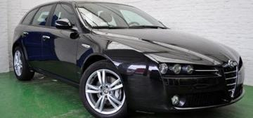 Alfa Romeo 159 Sportwagon 2.0 JTDm 136 TI (2012)