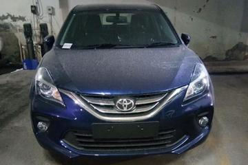Toyota Glanza duikt op