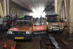 Fiat Panda goes Mongol Rally - Deel 3