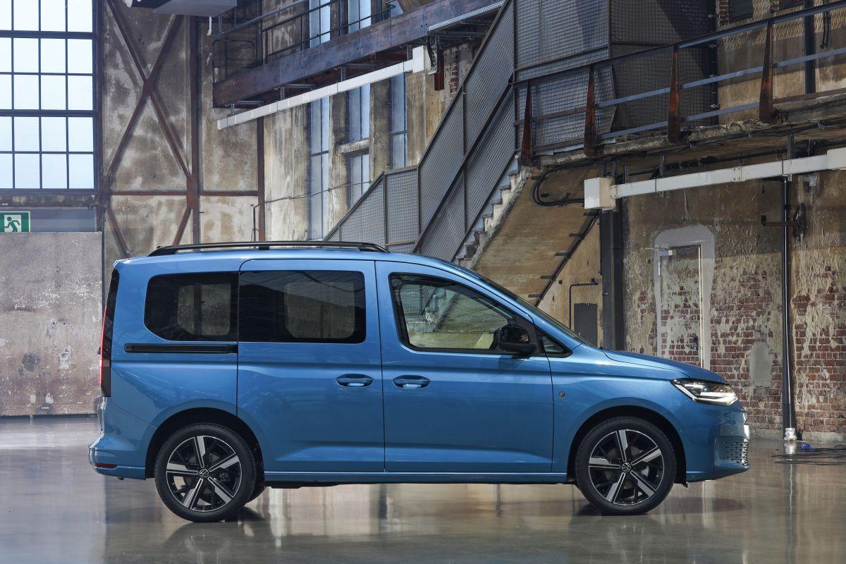 Volkswagen Caddy mKV (2020) 31