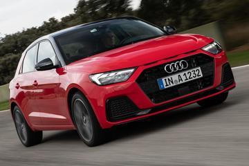 Audi A1 ruimt mogelijk het veld