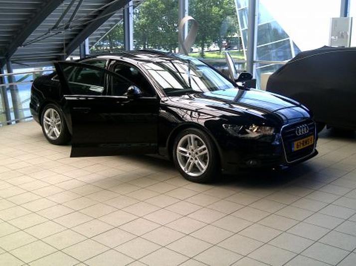 Audi A6 2.0 TDI 177pk Pro Line (2011)