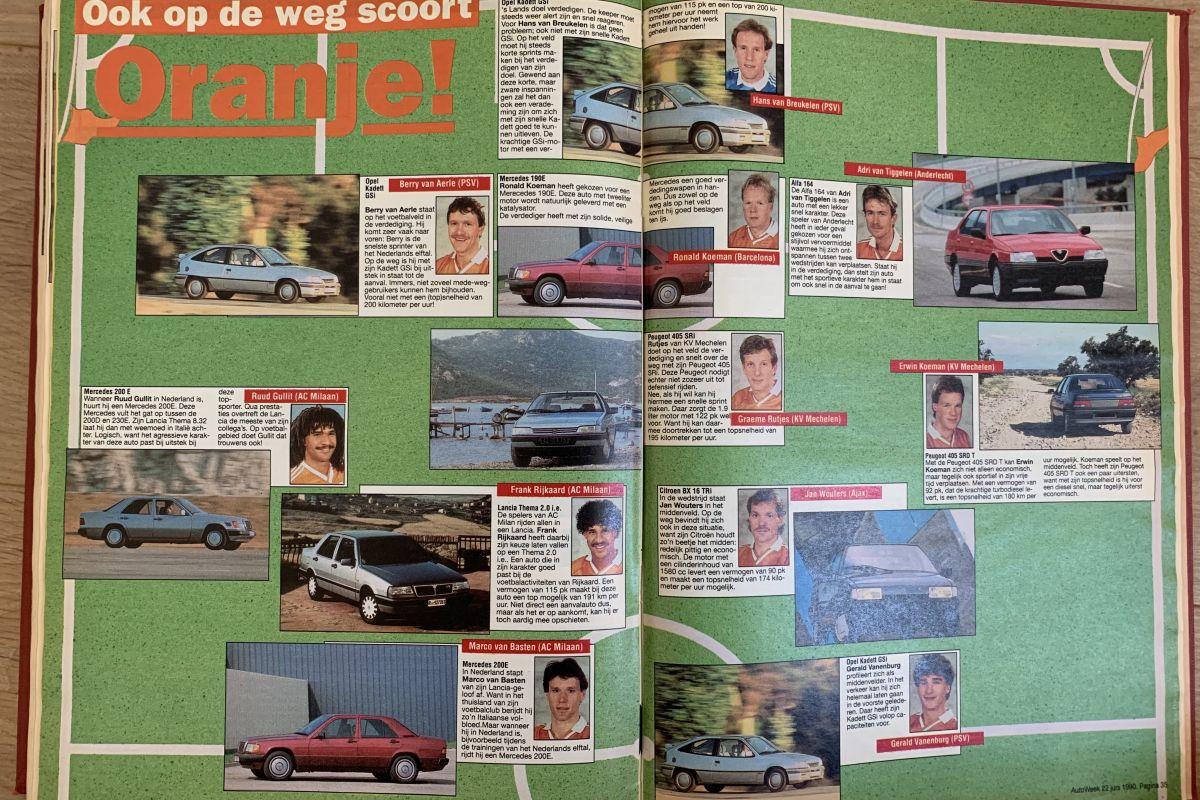 AutoWeek 26 1990