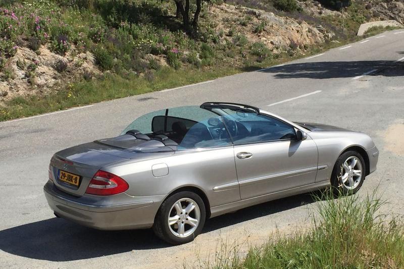 Mercedes-Benz CLK 200 Kompressor Cabriolet Avantgarde (2006)