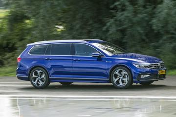 Volkswagen Passat goedkoper na modeljaarupdate