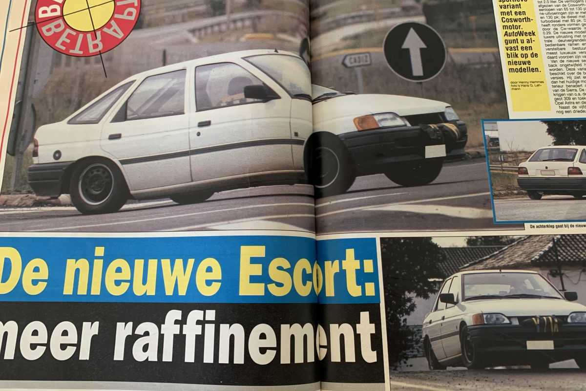 AutoWeek 30 jaar 1990