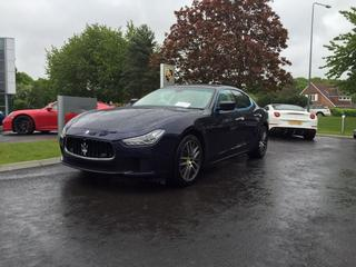 Maserati Ghibli 3.0 V6 Diesel (2015)