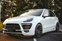 Lumma Design stort zich op Porsche Cayenne