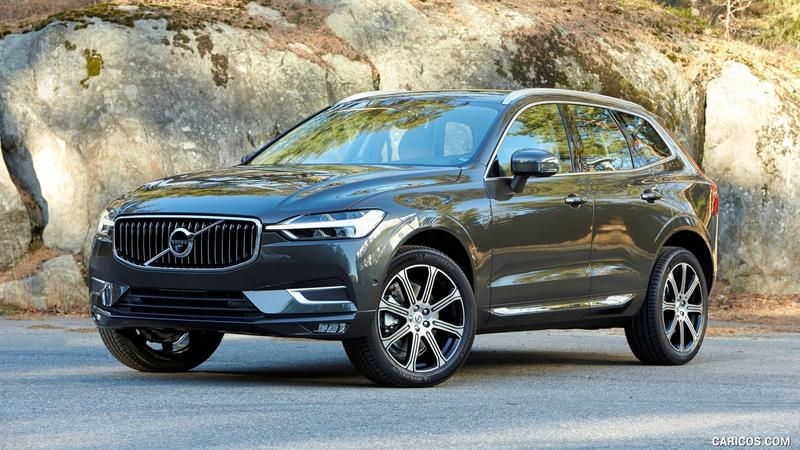 Volvo XC60 T6 Recharge AWD Inscription (2021)