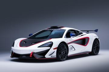 Tienmaal speciaal: McLaren MSO X