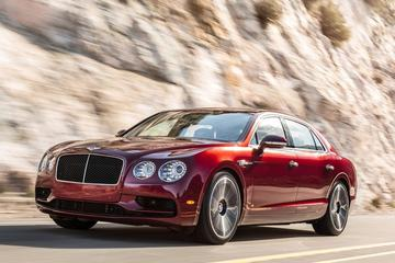 Bentley Flying Spur ook als V8 S