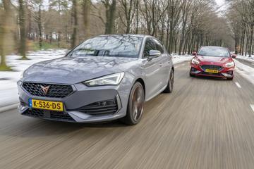 Test: Cupra Leon vs. Ford Focus ST