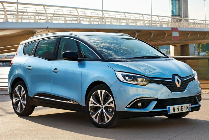 Renault Grand Scénic dCi 110 Intens (2018)