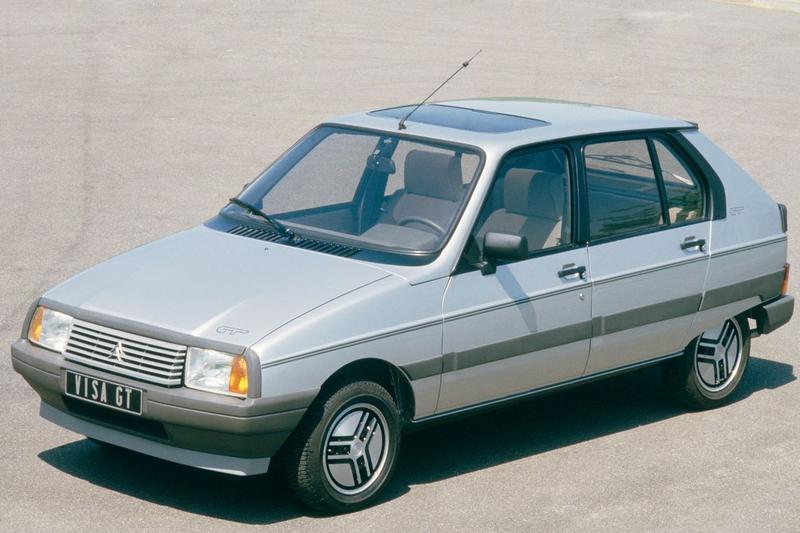 Citroën Visa 11 RE (1986)