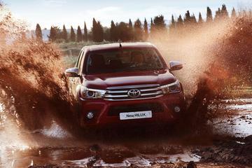 De nieuwe Toyota Hilux komt eraan