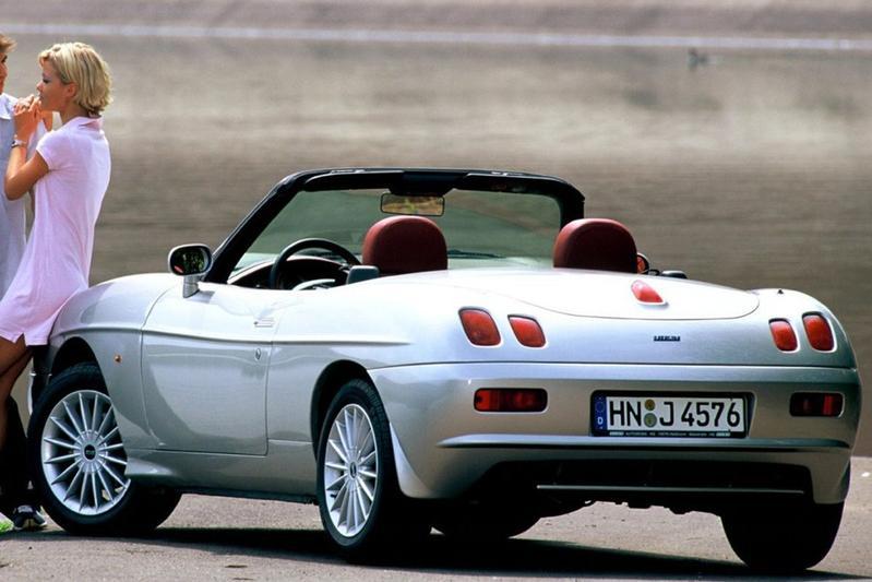 Fiat Barchetta Facelift Friday