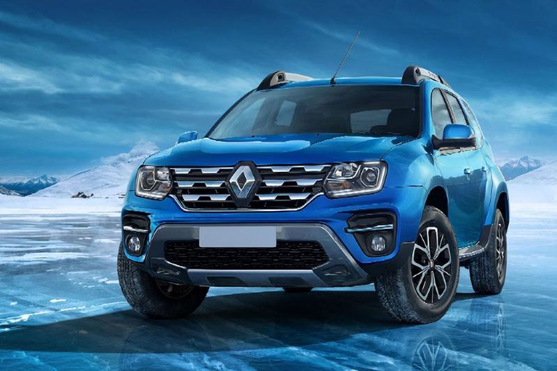 Renault Duster facelift
