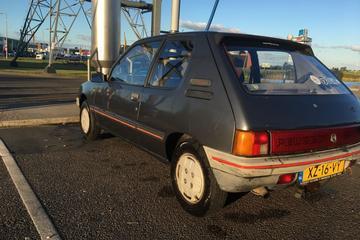 Peugeot 205 XEAccent 1.1i (1990)
