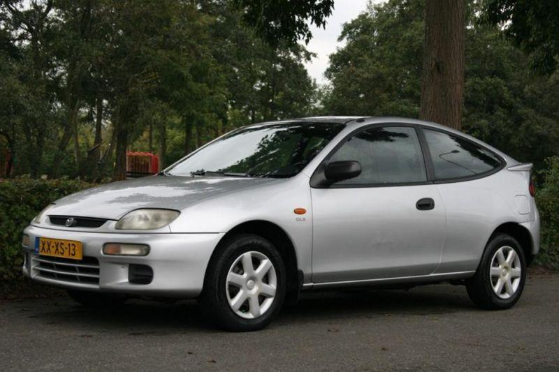 Mazda 323 Coupé 1.5i GLX (1997)