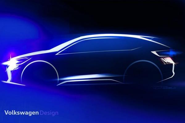 Volkswagen schetst nieuwe coupé-SUV