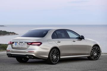 Dít is de prijs van de vernieuwde Mercedes-Benz E-klasse