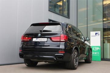 BMW X5 M50d (2014)