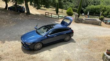 Mercedes-Benz CLA 200 Shooting Brake Business Solution Luxury (2021)