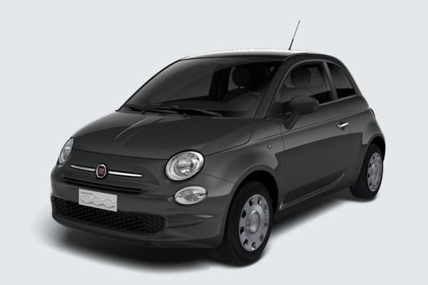 Back to Basic Fiat 500